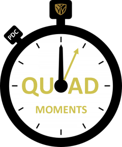 Quad Moments